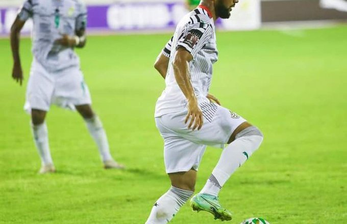 Amartey, Jordan, Yiadom four others to miss South Africa tie