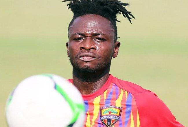 Hearts captain Fatawu Mohammed set for Ghana start against South Africa