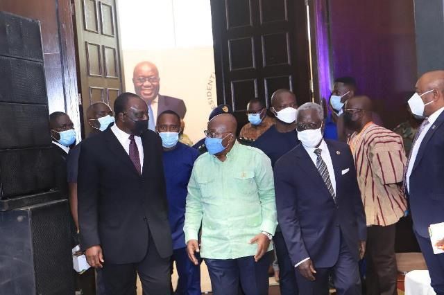 Government will deepen private sector engagement to make Ghana self-reliant- President