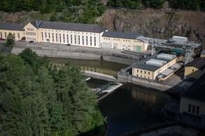Waterpower Plant near Saalfeld