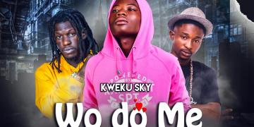 Kweku Sky - Wodo Me ft. King Paluta x Lucky (Prod By Joe kole Beat)
