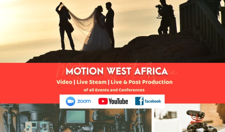 Get Familiar With Motion West Africa