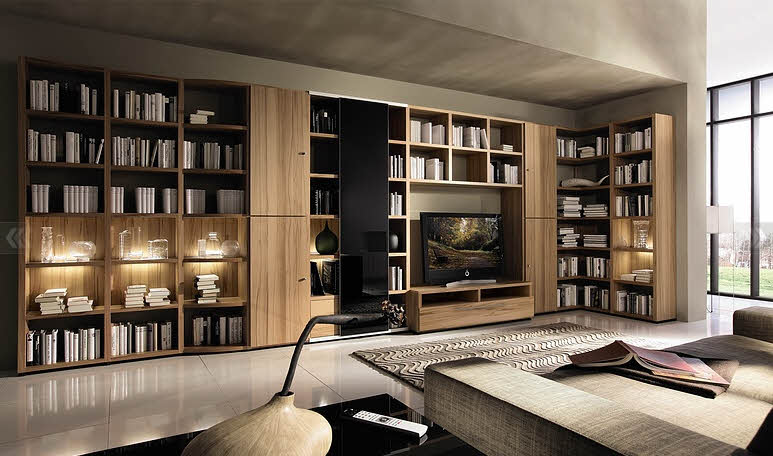 Cool Living Room Collection From Hulsta
