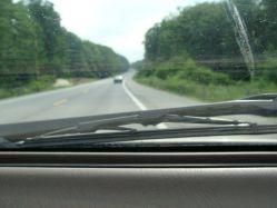 Drive to Lake George