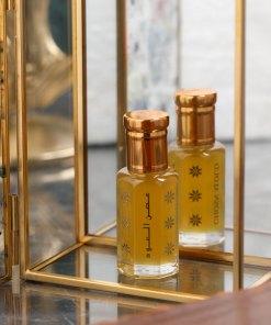 Mukhallat golden told oud oil