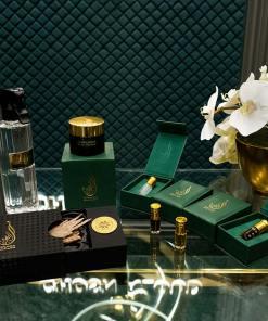 afra almarri package choices oud air freshener incense oil