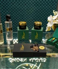 Sarah alhail choices package oud oil incense air freshener
