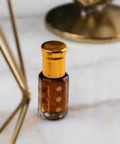 Mukhallat crystal bakhour mixture tola