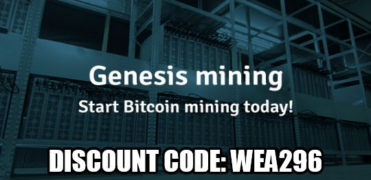 Cryptocurrency: A Genesis Mining Review