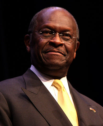 Ghost's Thoughts on Herman Cain
