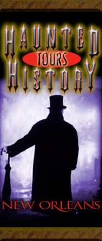 Haunted History Tours!