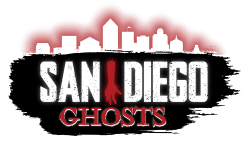 San Diego Ghosts - Walking Ghost Tour