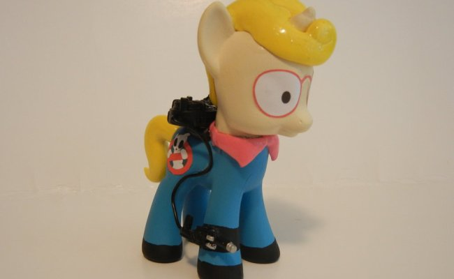 Fan Creation My Little Pony Ghostbusters
