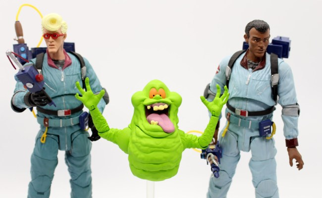 Review New Real Ghostbusters Toys Ghostbusters Select