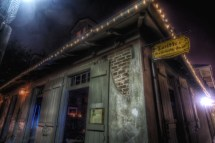 Haunted Lafitte' Blacksmith In Orleans