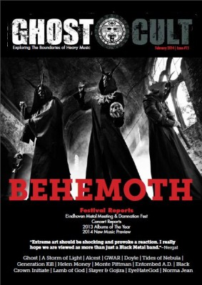 GC 15 front cover med Behemoth