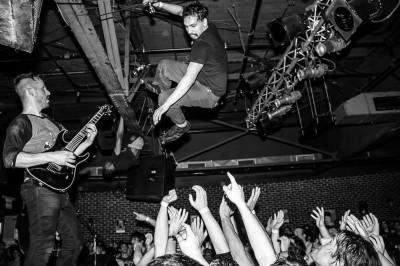 Dillinger Escape Plan, by Meg Loyal Photography