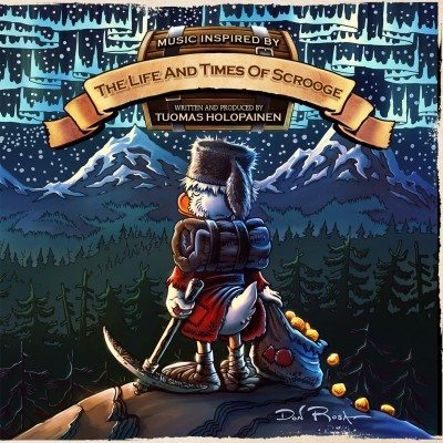 Tuomas Holopainen - Scrooge