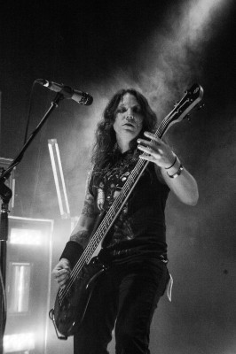 Former bassist Jeanne Sagan