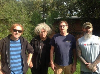 The Melvins fall 2014