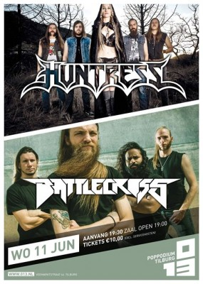 huntress and battlecross 013 poster