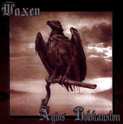 waxen album cover