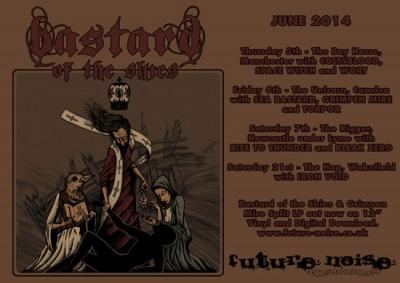 Bastard-Of-The-Skies-UK-Tour-June-2014