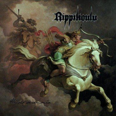 rippikoulu-musta_seremonia1 album cover
