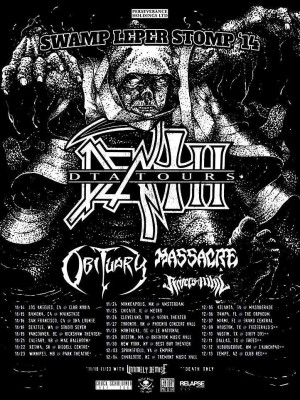 Death To All Tours 2014