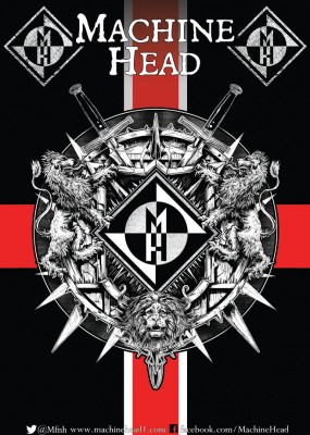 an eveneing with machine head