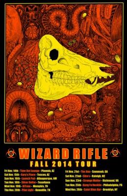 wizard rifle tour