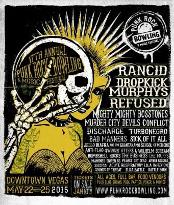 2015 punk rock bowling