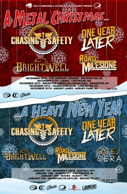 a metal christmas w chasing safety one year later