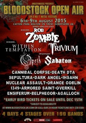 bloodstock festival 2015 final