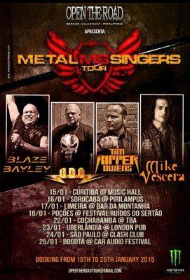 metal ms singers