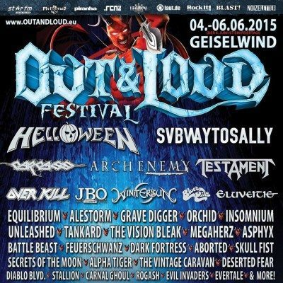 out n loud festival 2015