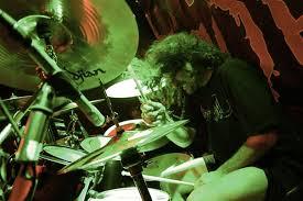 Paul Mazurkiewicz of Cannibal Corpse