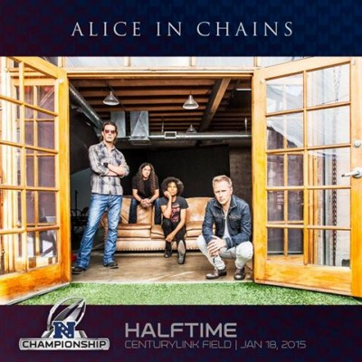 alice in chains halftime