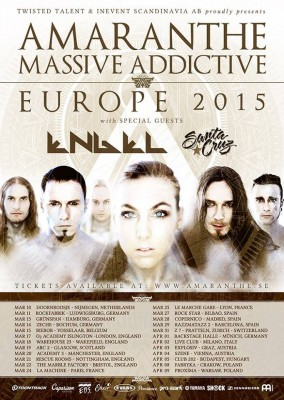 amarathe santa cruz engel euro tour 2015