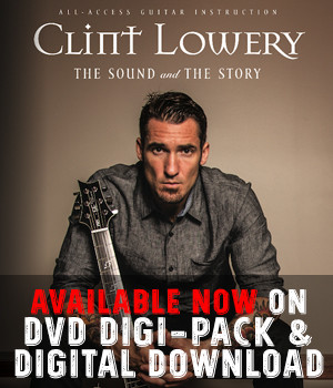 clint lowery sound and the story