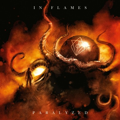in flames paralyzed