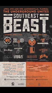 southeast beast fest 2nd