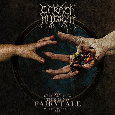 Carach angren This is no fairytale cover