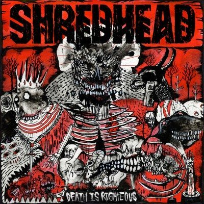 Shredhead-Death-Is-Righteous-album-cover