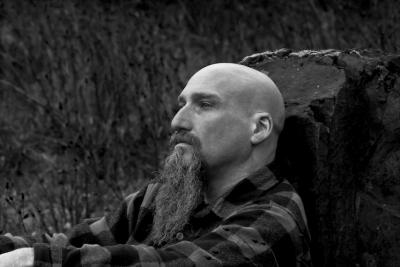 Steve Von Till, photo by Niela Von Till