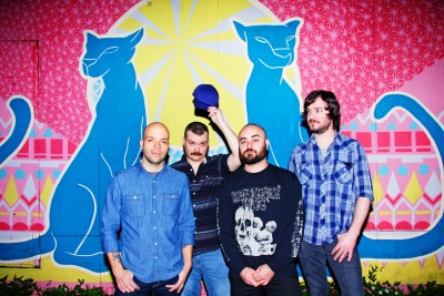 Torche, photo by Janette Valentine