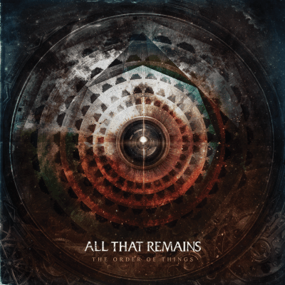 all that remains the order of things album cover