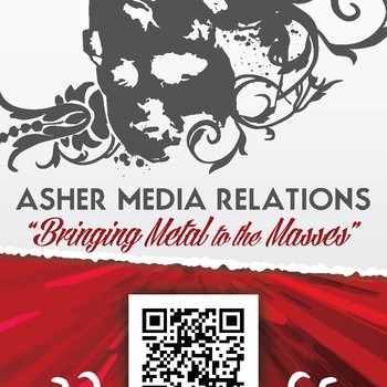 asher media bringing metal to the masses