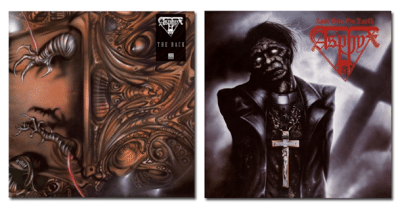 asphyx the rack and last one on earth vinyl reissues