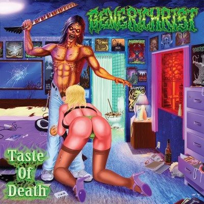 generichrist taste of death